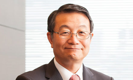 MOL CEO Ikeda's 2019 New Year Message