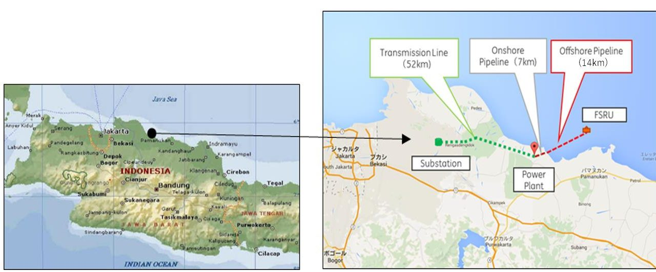 MOL to constructed, ownership, operation of FSRU in Indonesia