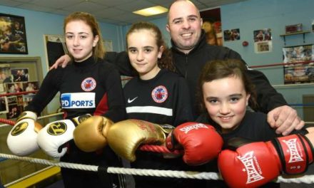 PD Ports £10,000 support is a knockout for boxer Macy