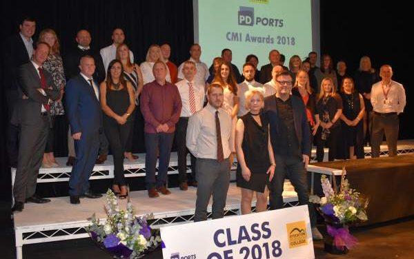 PD Ports is top class in staff development
