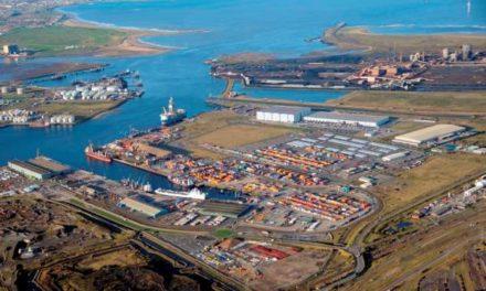 Shortsea network opens up the UK and EU via Teesport