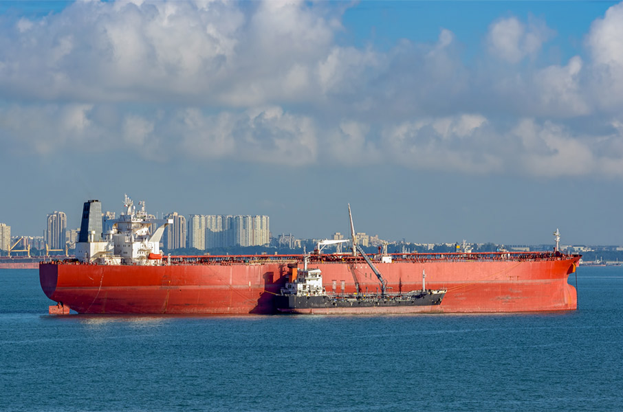 Egypt's leading shipping services agency heading for Shanghai