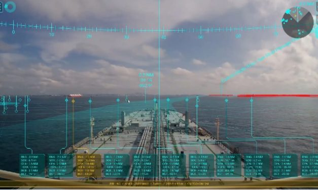 MOL to Install AR Navigation System on 21 VLCCs – Supporting Watch-keeping and Ship Operation during Voyages to  Ensure World-leading Level of Safety –