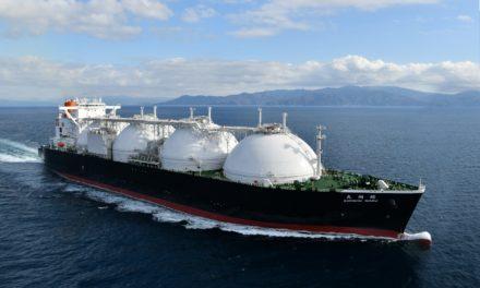 Newbuilding LNG Carrier for JERA Named Sohshu Maru