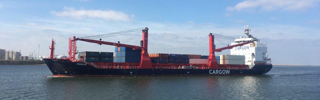Cargow Ship