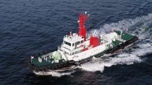 MOL LNG ship