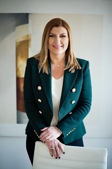 Despina Panayiotou Theodosiou President WISTA International