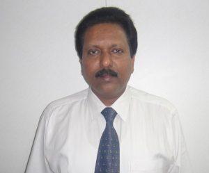 Rajendran Balakrishnan Urikouth - GMCG India